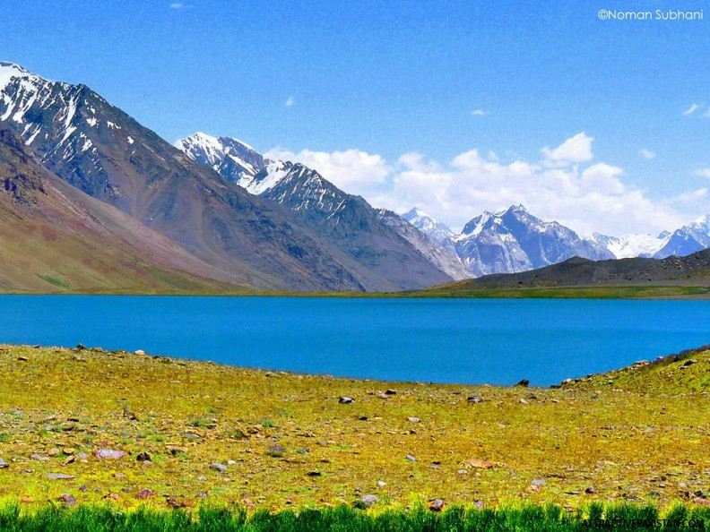 Karambar Lake (August 2014)