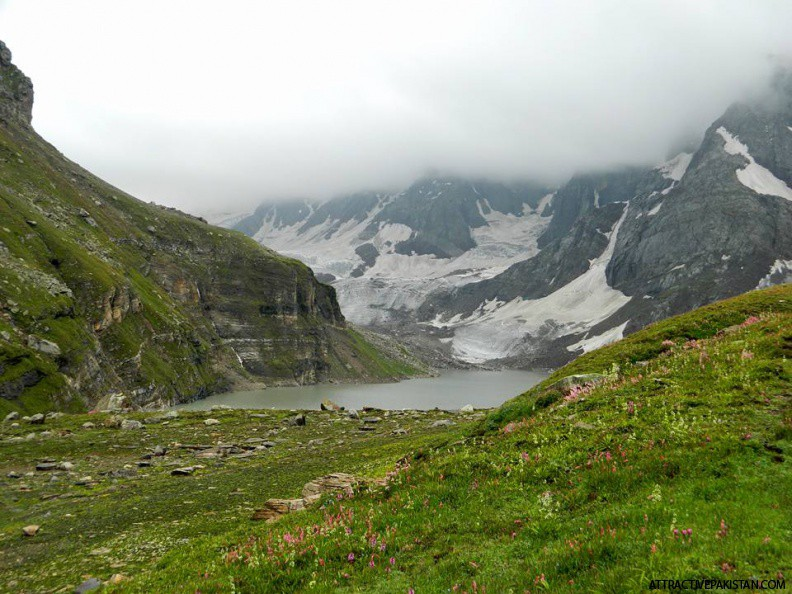 Chitta Kahta Lake (August 2011)