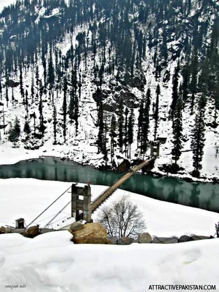 Neelum Valley (February 2016) --