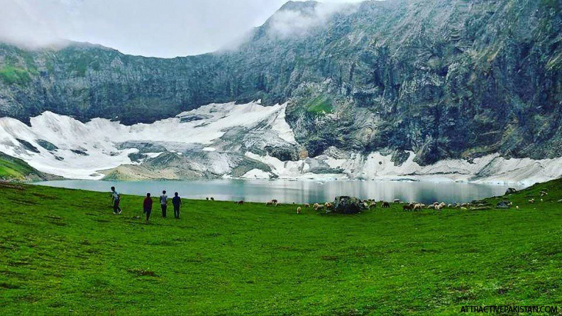 Rattigali Lake (August 2015) --