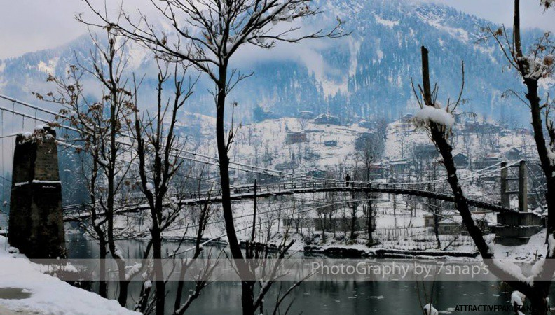 Sharda Neelum Valley (January 2016)