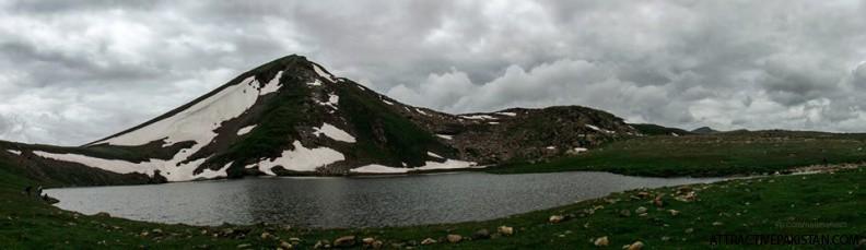 Dharamsar Lake (July 2015) --