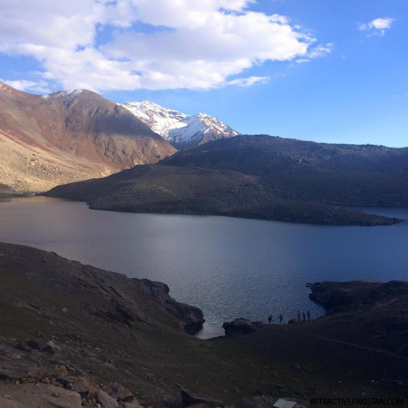 Lulusar Lake (October 2015)