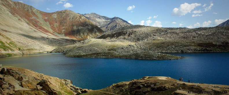Lulusar Lake (September 2015)