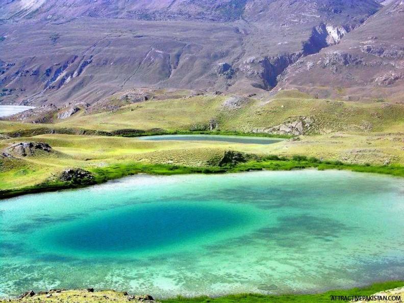 Chillamgar Lake (July 2014) --