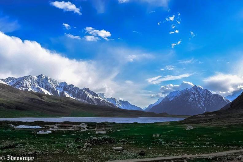 (Shandur Valley  ( May 2015) --