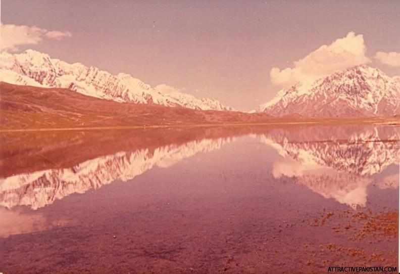 Shandur Lake (June 1981) --