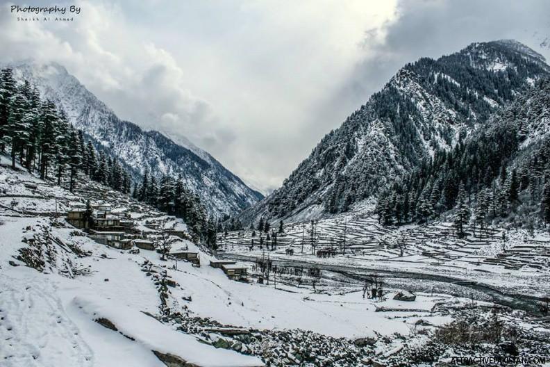 Ushu Valley (December 2015) --