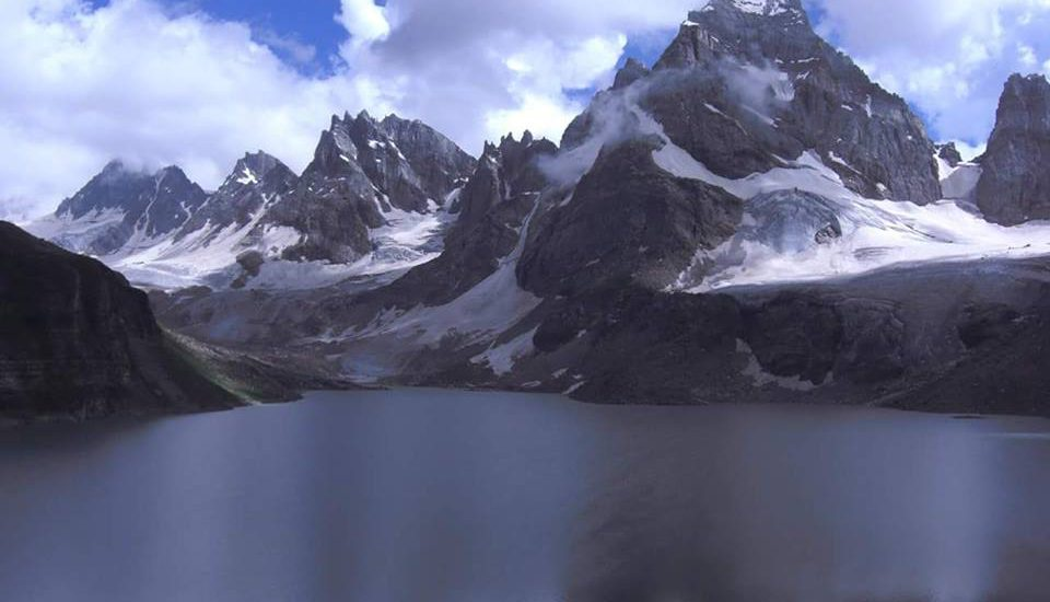 Chitta Katha Lake - August 2013