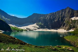 Ratti Gali Lake - August 2014