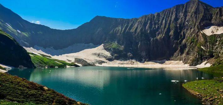 Ratti Gali Lake - August 2014