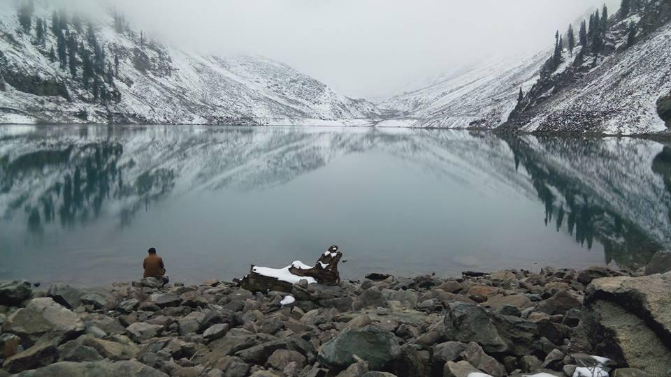 Kondol Lake November 2014