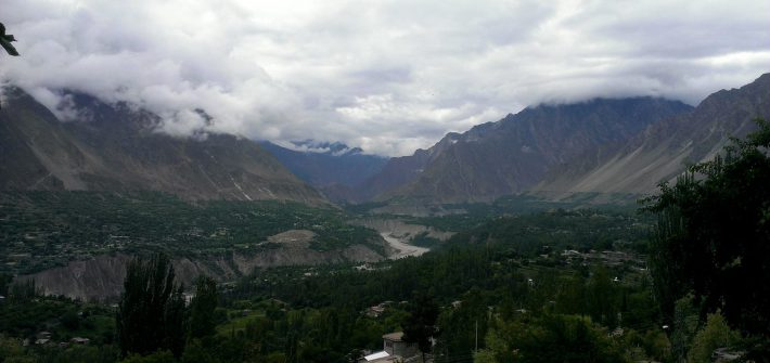 Hunza Valley - June 2014