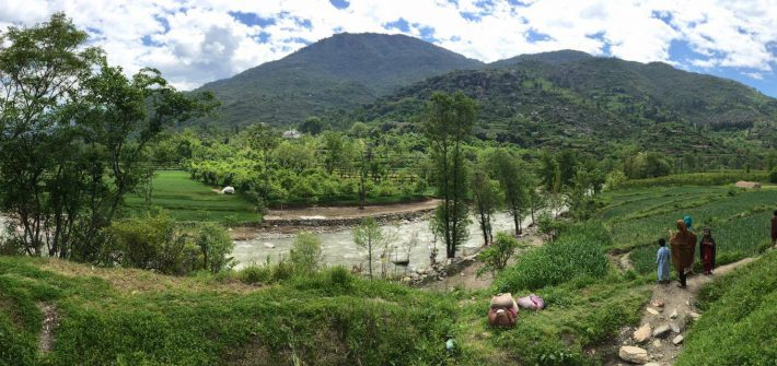 Swat Valley - April 2016