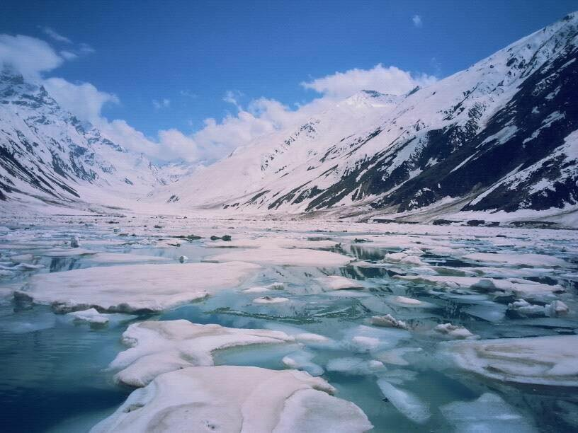 Saif ul Malook Lake - May 2016